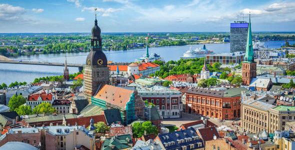 Pellegrinaggio a Riga