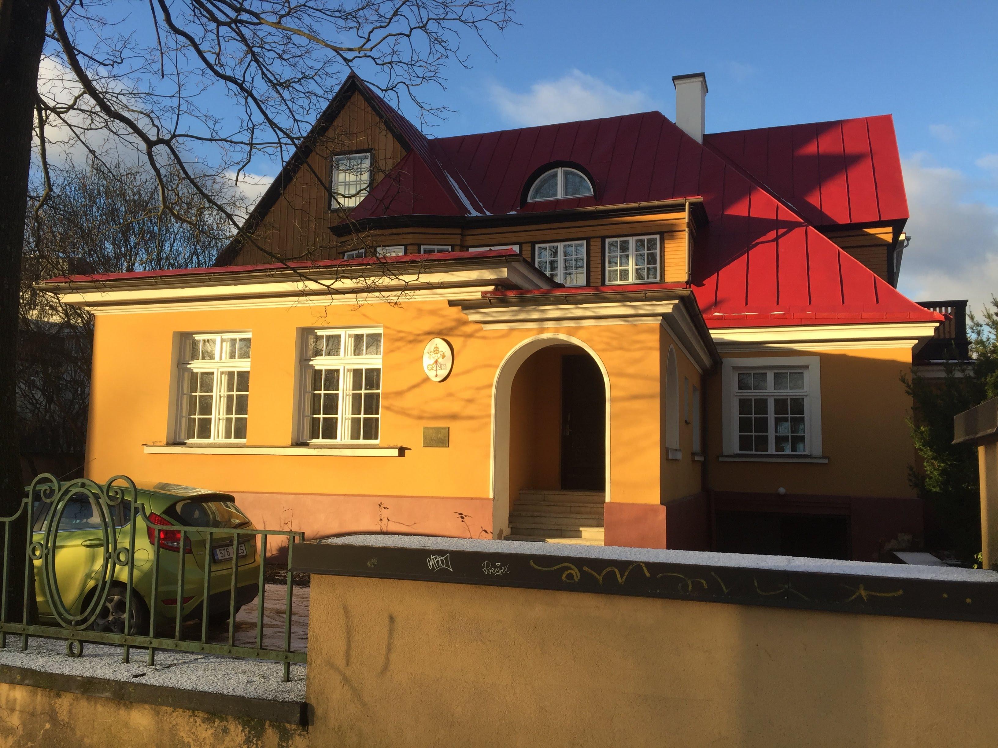 Seminario Redemptoris Matter Tallinn