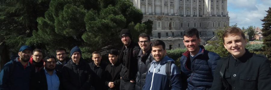PILGRIMAGE TO MADRID 2019