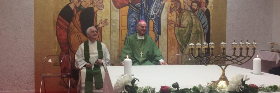 Visit of the Apostolic Nuncio
