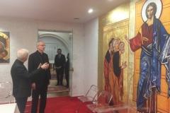 Visita del Nunzio Apostolico