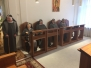visita delle suore dell'Ordine del Santissimo Salvatore di Santa Brigida di Tallinn
